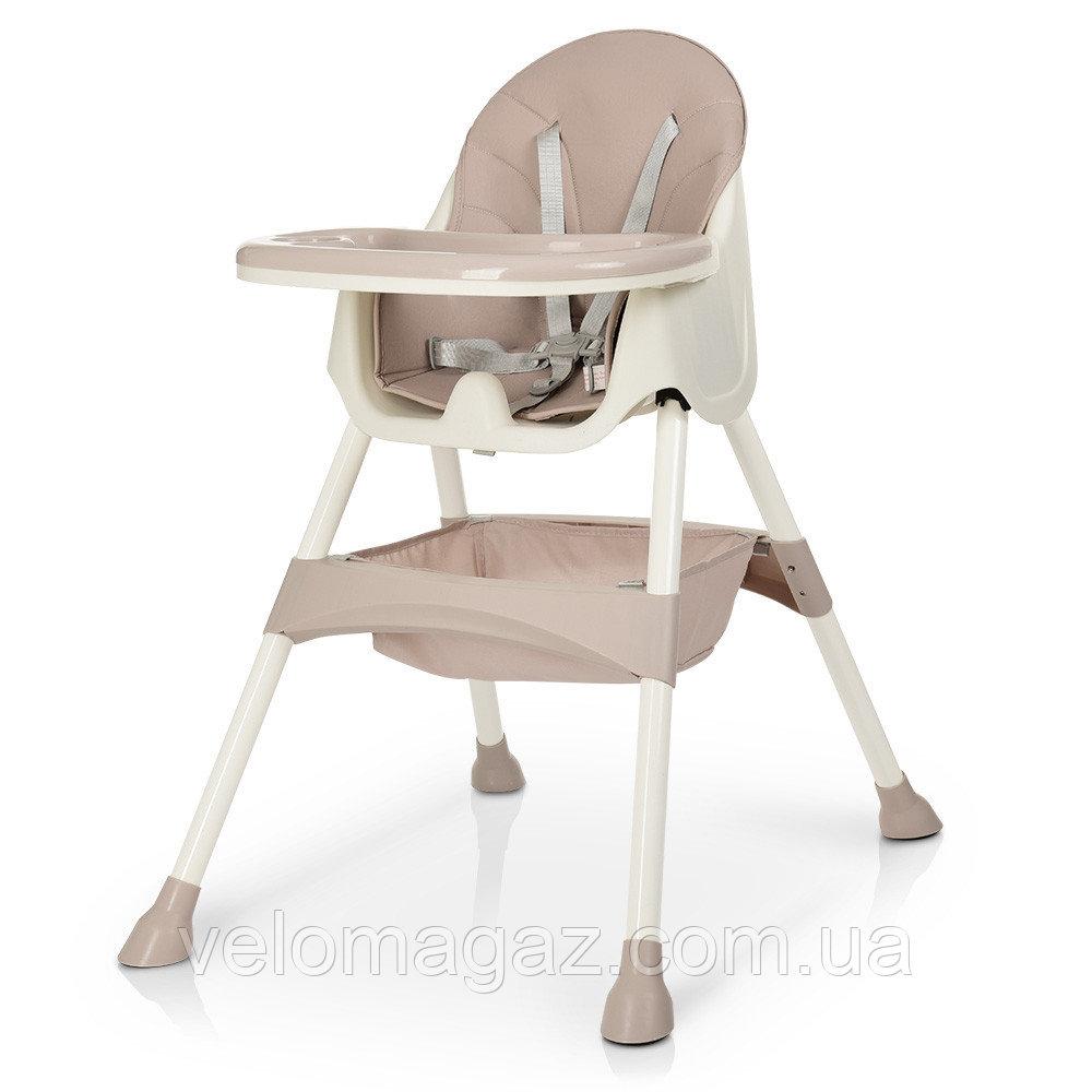Детский стульчик для кормления M 4136 PINK
