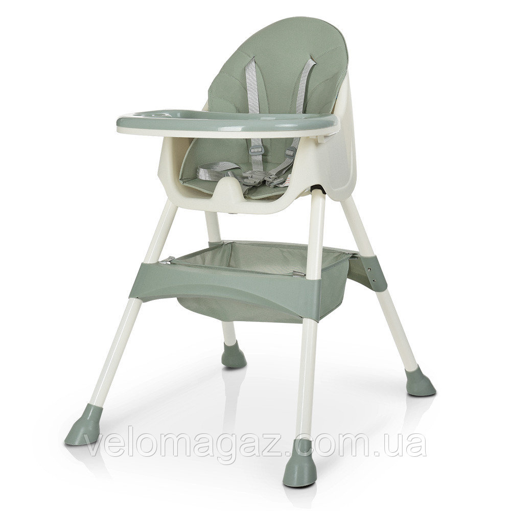 Детский стульчик для кормления M 4136 OLIVE
