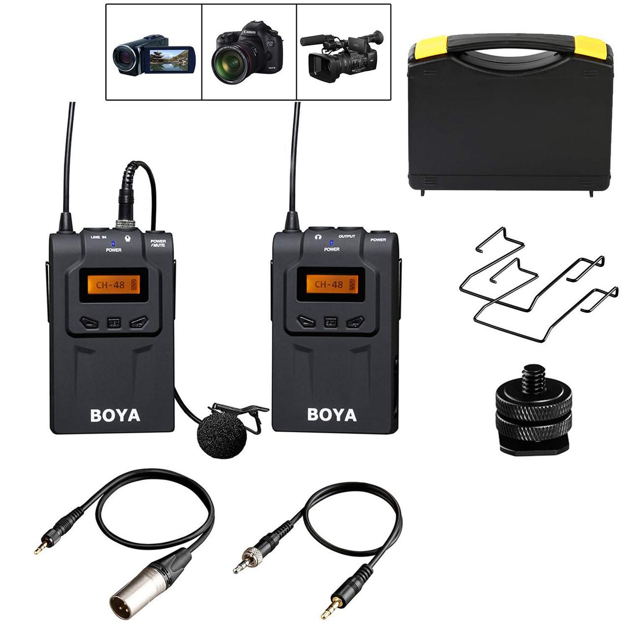 Петличная радиосистема Boya BY-WM6