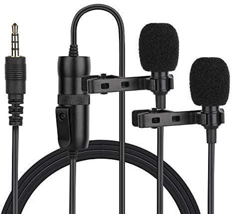Петличный Микрофон SuperLav II MovingMic для Iphone/MacBook