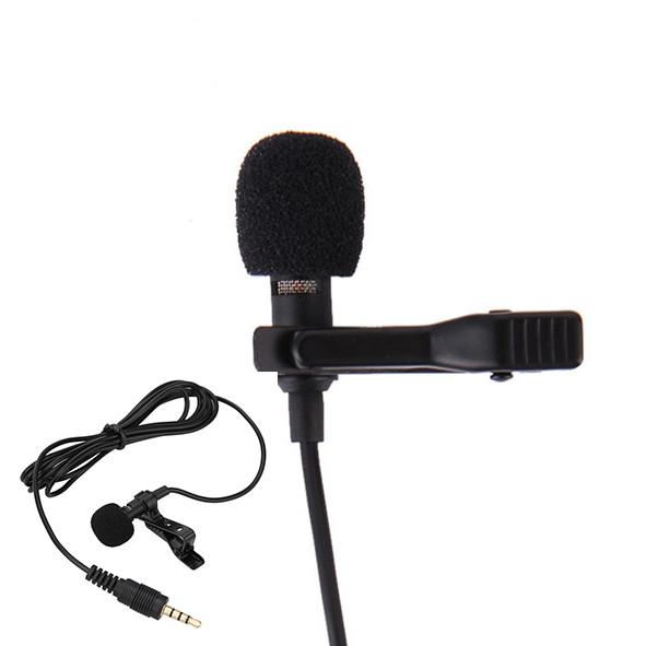 Петличный микрофон, петличка для телефона iPhone, Samsung и т.д.