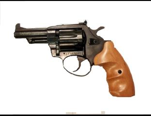 Револьвер под патрон Флобера Сафари ( Safari ) РФ-431М (ТУРЕЦКИЙ ОРЕХ)