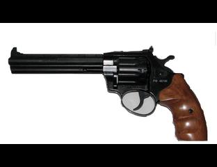 Револьвер под патрон Флобера Safari Сафари 461м (РУКОЯТЬ ТУРЕЦКИЙ ОРЕХ )