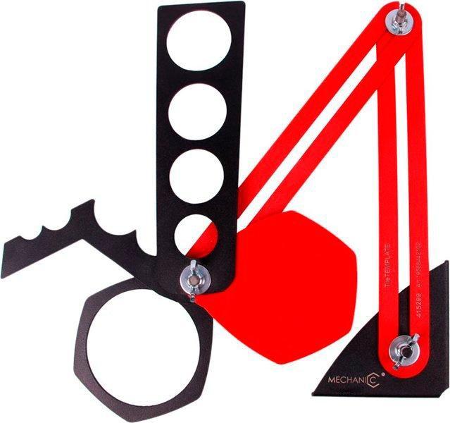 Трафарет плиточника Mechanic TileTemplate (19568442102)