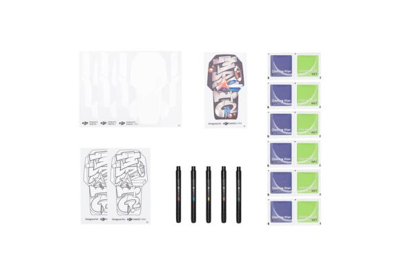 Набор для персонализации DJI Mavic Mini DIY Creative Kit