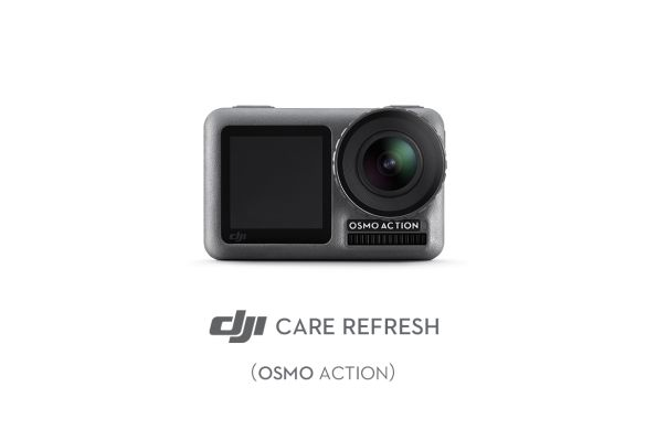 Пакет обслуживания DJI Care Refresh (Osmo Action)