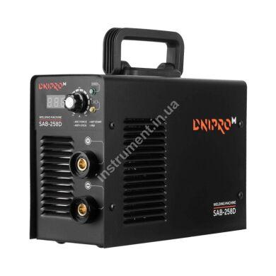 Сварочный инвертор Dnipro-M SAB-258D