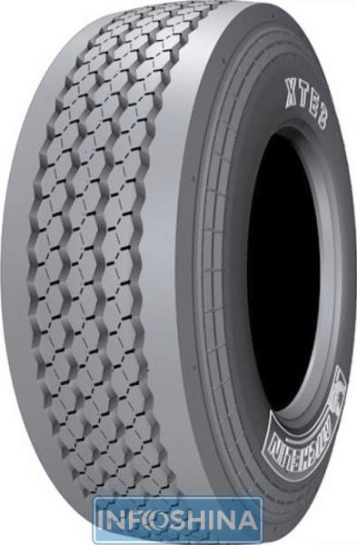 Michelin XTE 3 (прицепная ось)