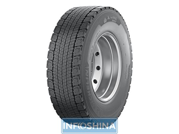 Michelin X Line Energy D2 (ведущая ось)