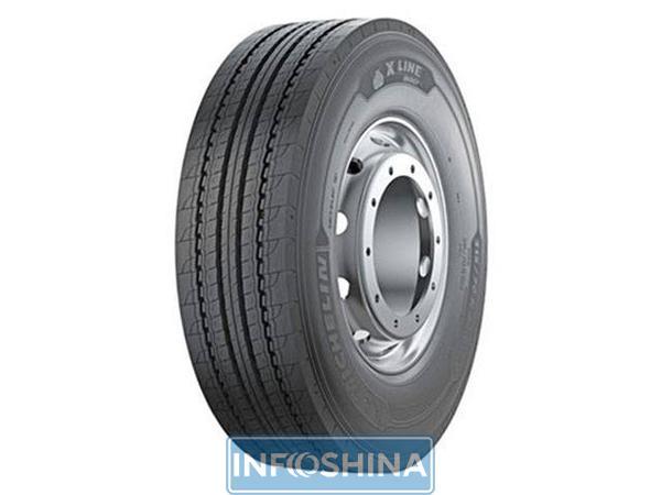 Michelin X Line Energy Z (рулевая ось)