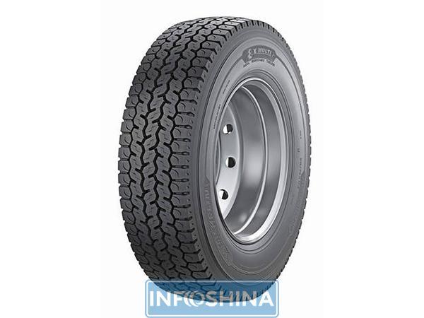 Michelin X Multi D (ведущая ось)