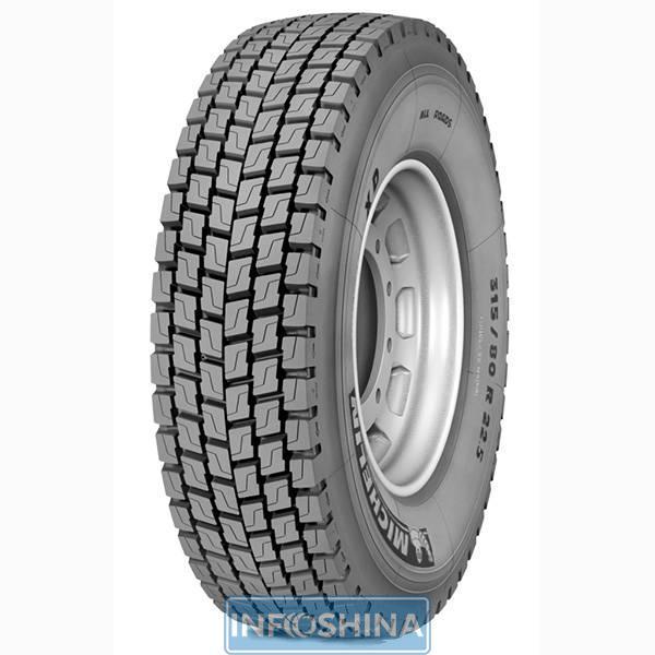 Michelin X All Roads XD (ведущая ось)