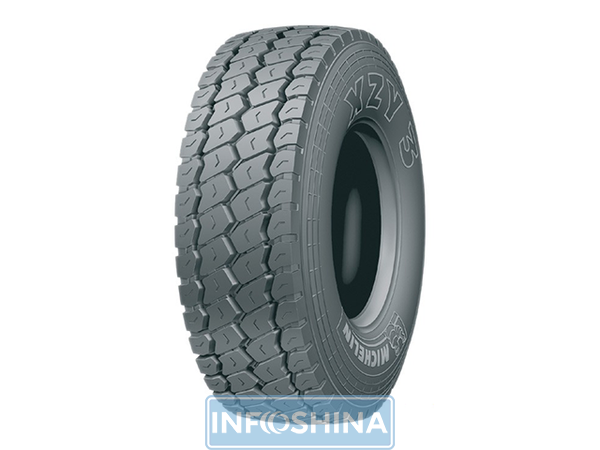 Michelin XZY3 (рулевая/прицепная ось)