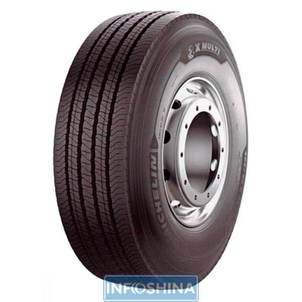 Michelin X Multi F (рулевая ось)