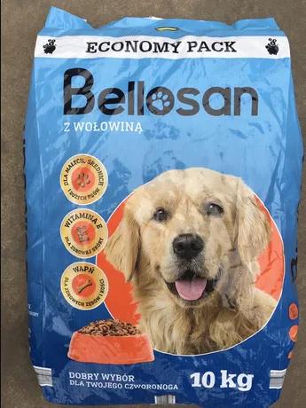 Сухой корм для собак Bellosan ( Белосан) 10 кг говядина