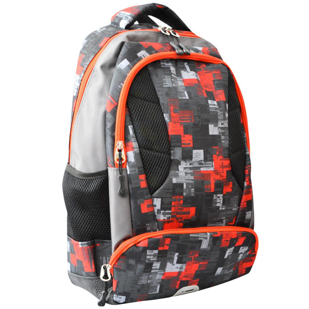 Рюкзак шкільний Navigator Квадрат, 48*34*16 см