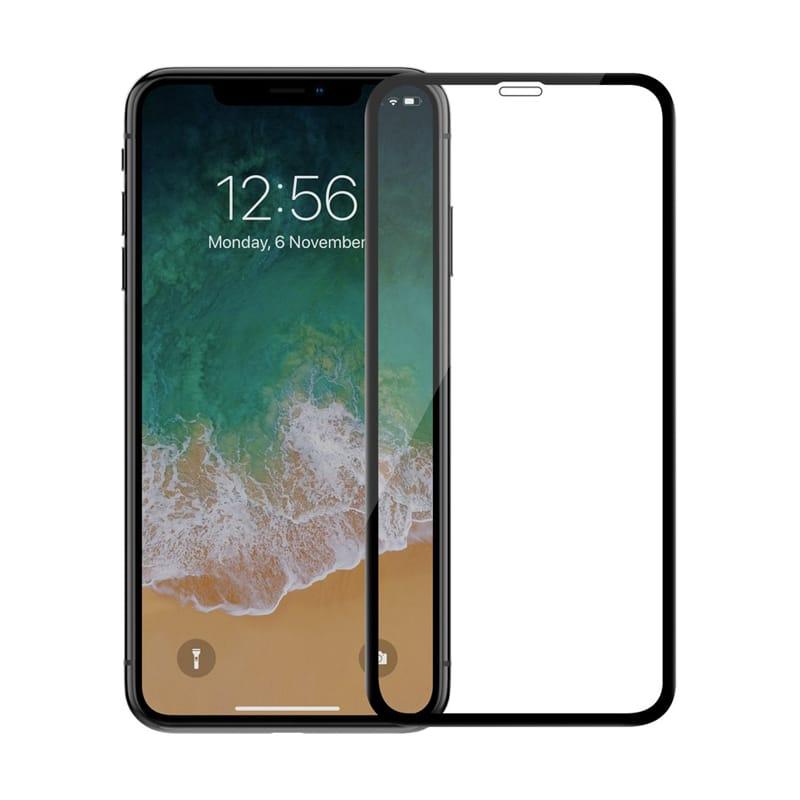 Защитное стекло для Apple iPhone XS Max Full Glue с рамкой
