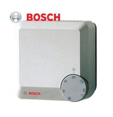 Регулятор комнатной температуры двухпозиционный,диапазон 5-30С TR 12 Bosch