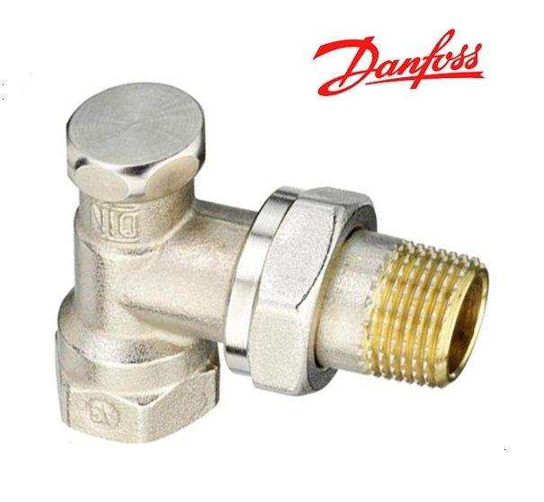 Клапан RLV-S 1/2 угловой, обратный (003L0123), Danfoss