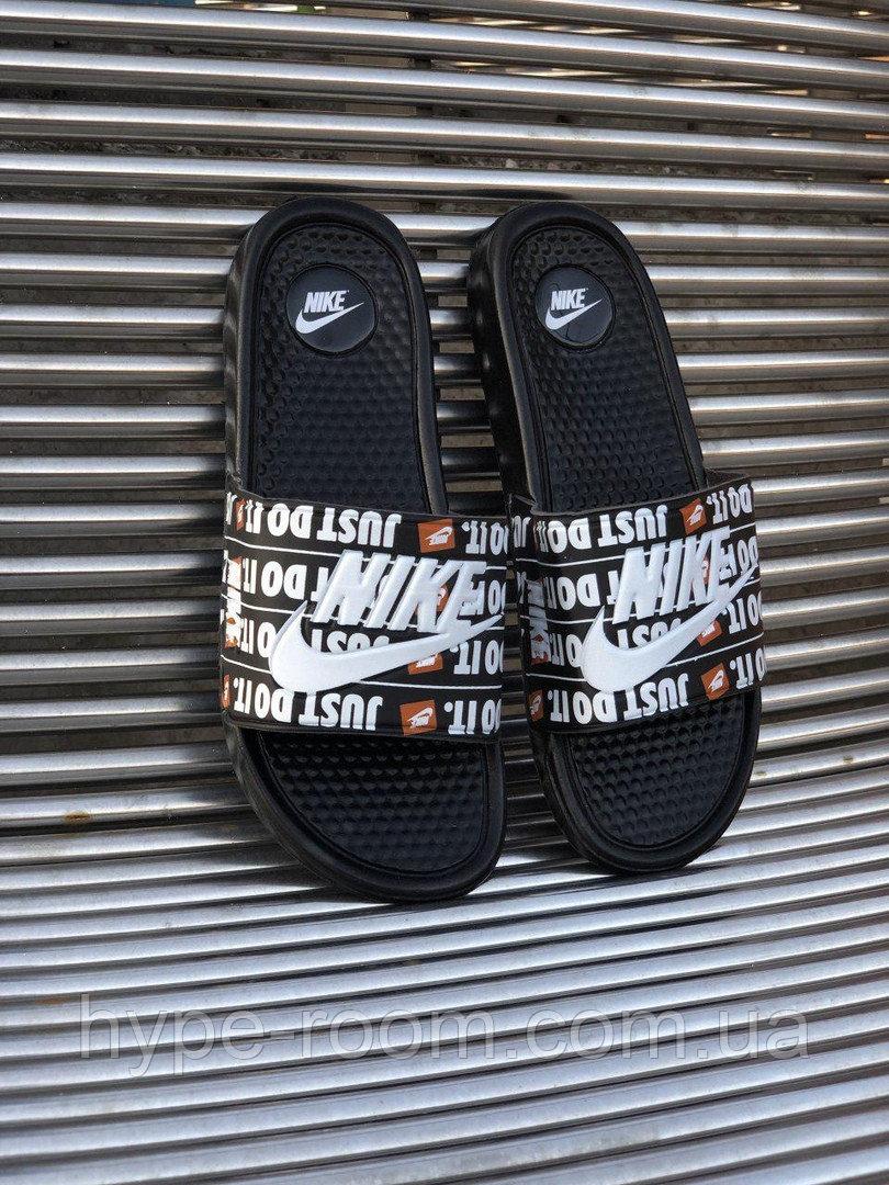 Мужские Тапки в стиле Nike