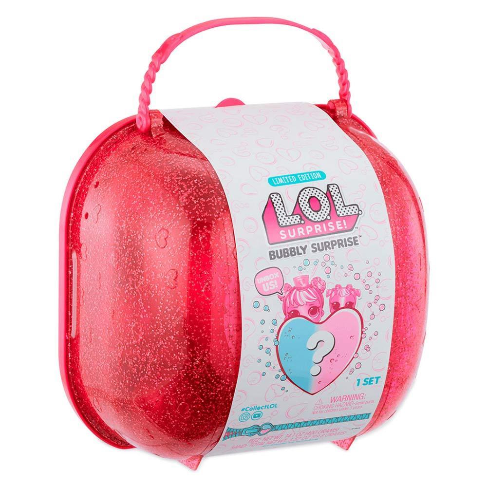 Игровой набор LOL Surprise ОРИГИНАЛ Сердце сюрприз розовый (558378)