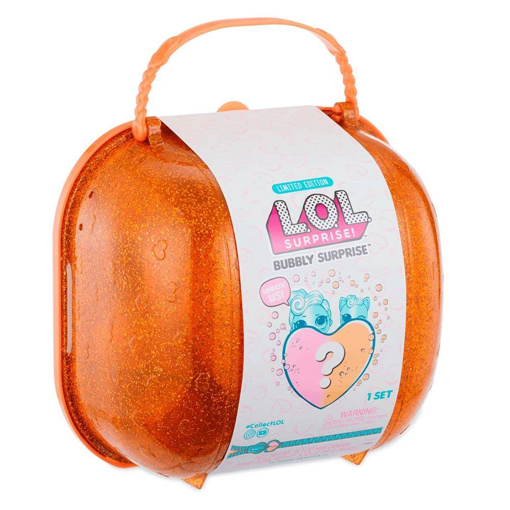 Игровой набор LOL Surprise ОРИГИНАЛ Сердце-сюрприз оранжевый (556268)
