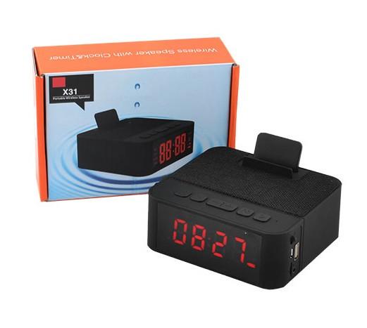 Bluetooth-колонка JBL X31, c функцией PowerBank, speakerphone, радио