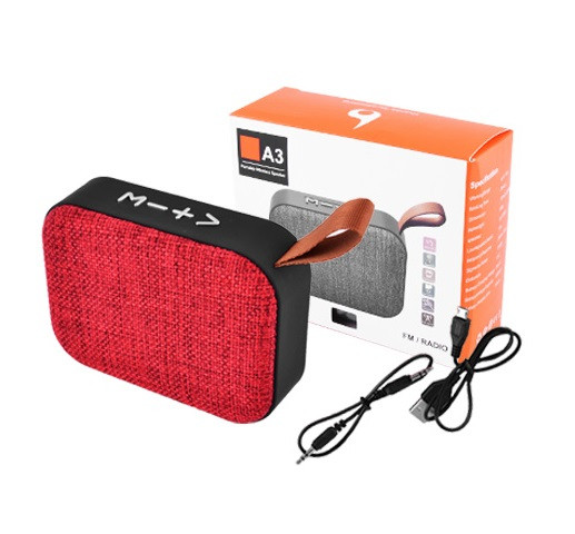 Bluetooth-колонка JBL A3, с функцией speakerphone, радио