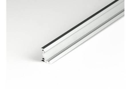 Профиль алюминиевый скошенный PL Т18 L-2000mm