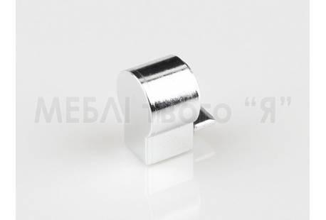 Заглушка для профиля Wessel 1621 хром 30001623