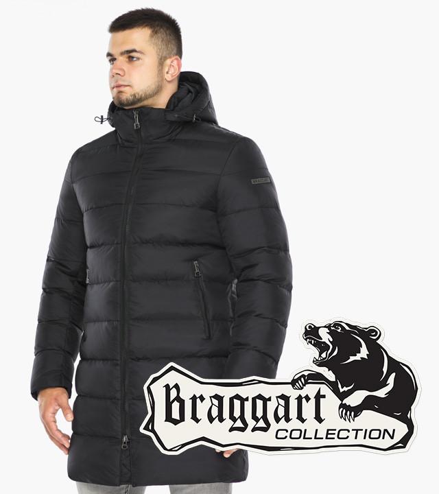Braggart Aggressive 42110 | Зимняя куртка черная р. 48 50 52 54 56