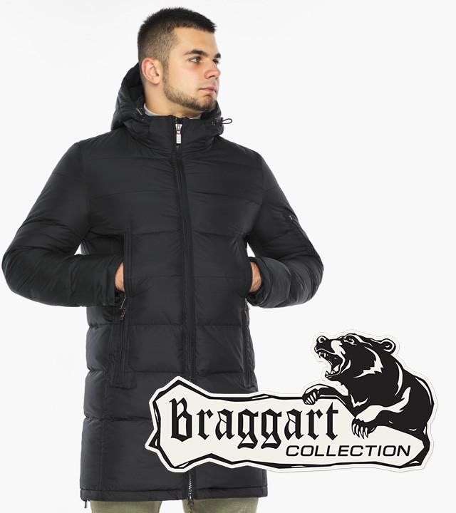 Braggart Aggressive 35170 | Зимняя куртка черная р. 48 50 52 54 56