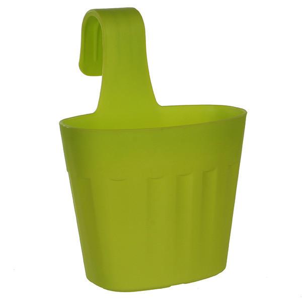 Горшок для цветов Fiorenza 3,8 л. зеленый