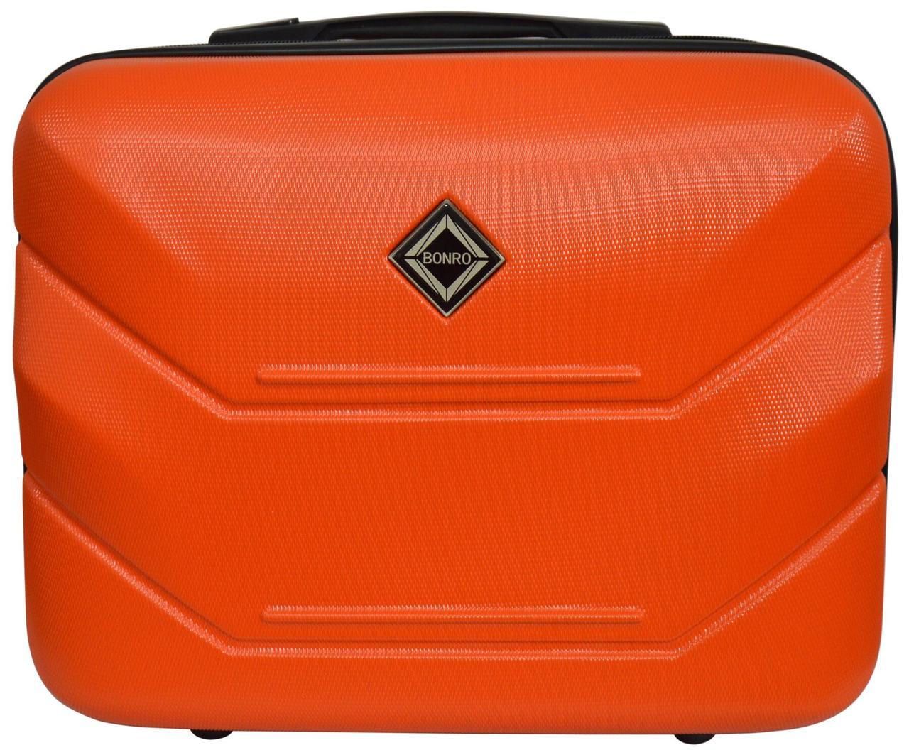 Кейс дорожній Bonro 2019 великий оранжевий (10500801)