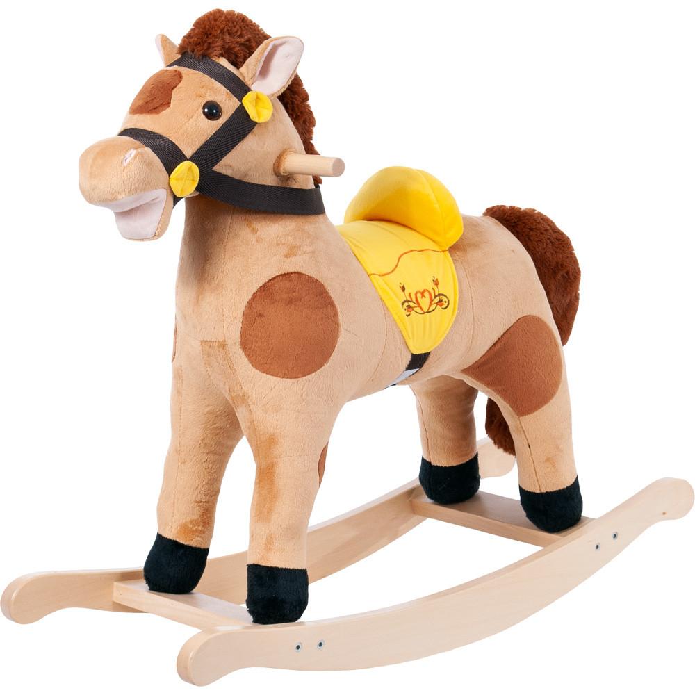 Качалка лошадка Stip в яблоках