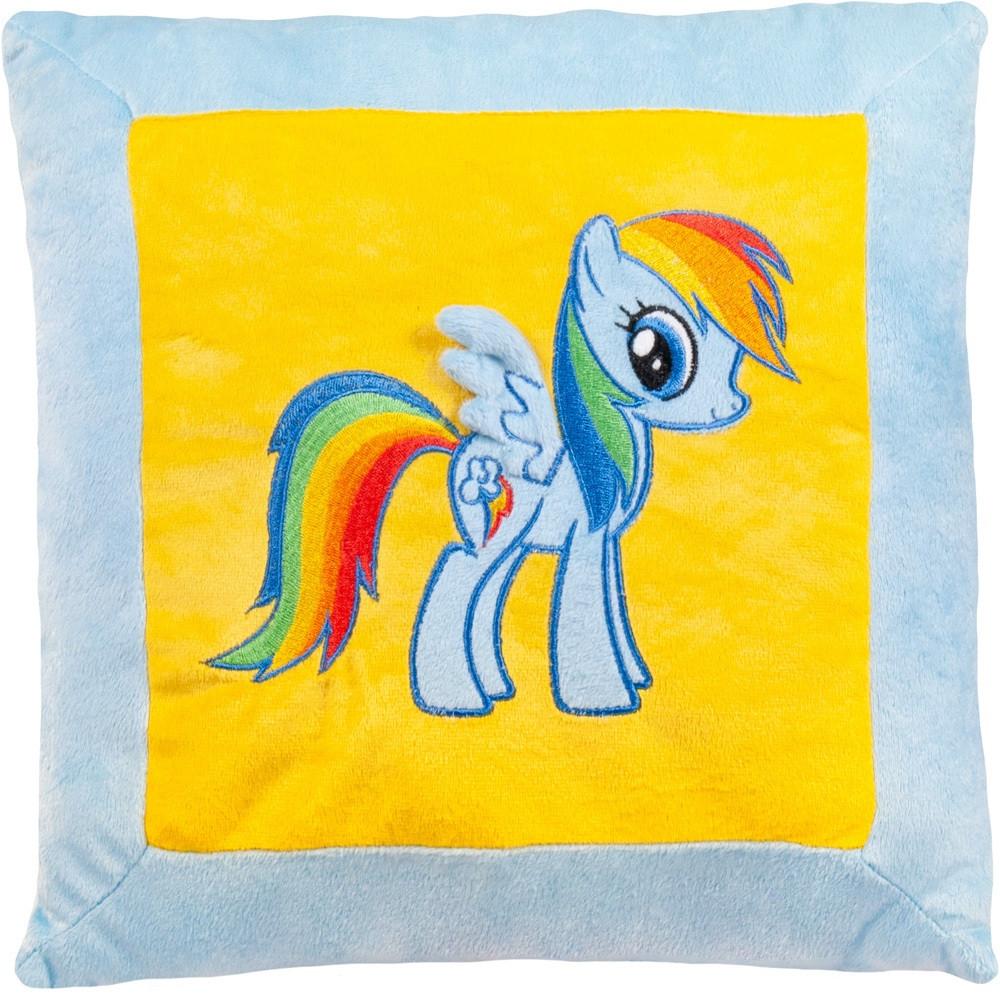 Подушка декоративная Stip Голубая Пони Радуга Дэш My Little Poni 35см