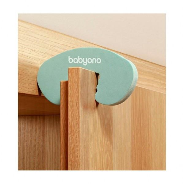 Блокада дверей, защита детей Babyono