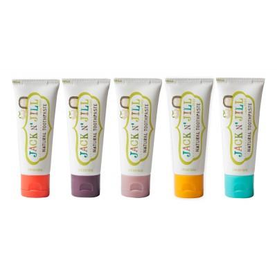 Натуральная зубная паста Jack n' Jill Natural Toothpaste