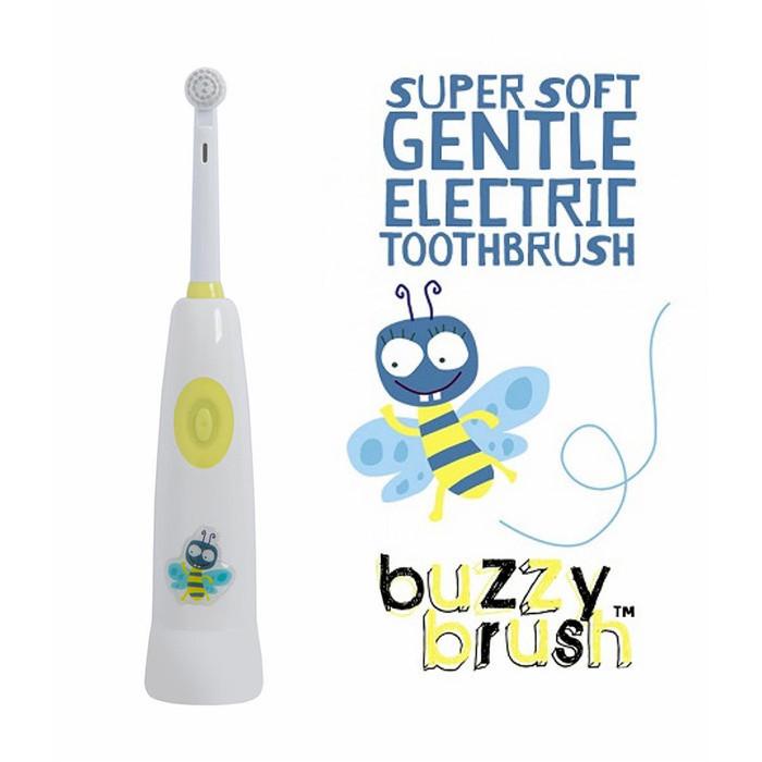 Электрическая детская зубная щетка Jack n' Jill Buzzy Brush Electric Musical Toothbrush