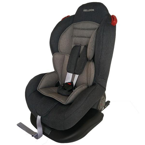 Автокресло Welldon Smart Sport Isofix (графитовы/серый) BS02N-TT95-001