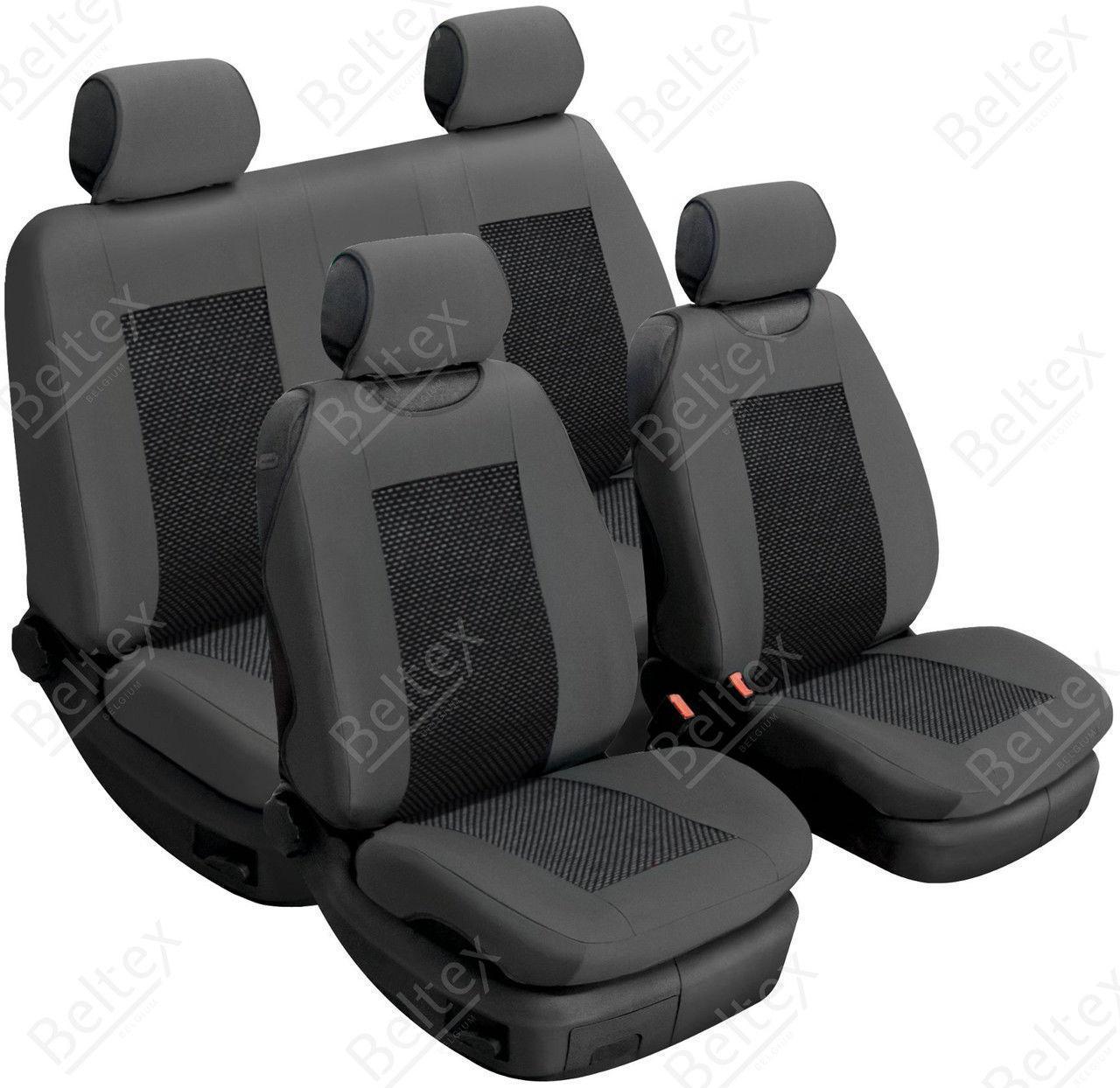 Майки/чехлы на сиденья Ниссан Тиида (Nissan Tiida)