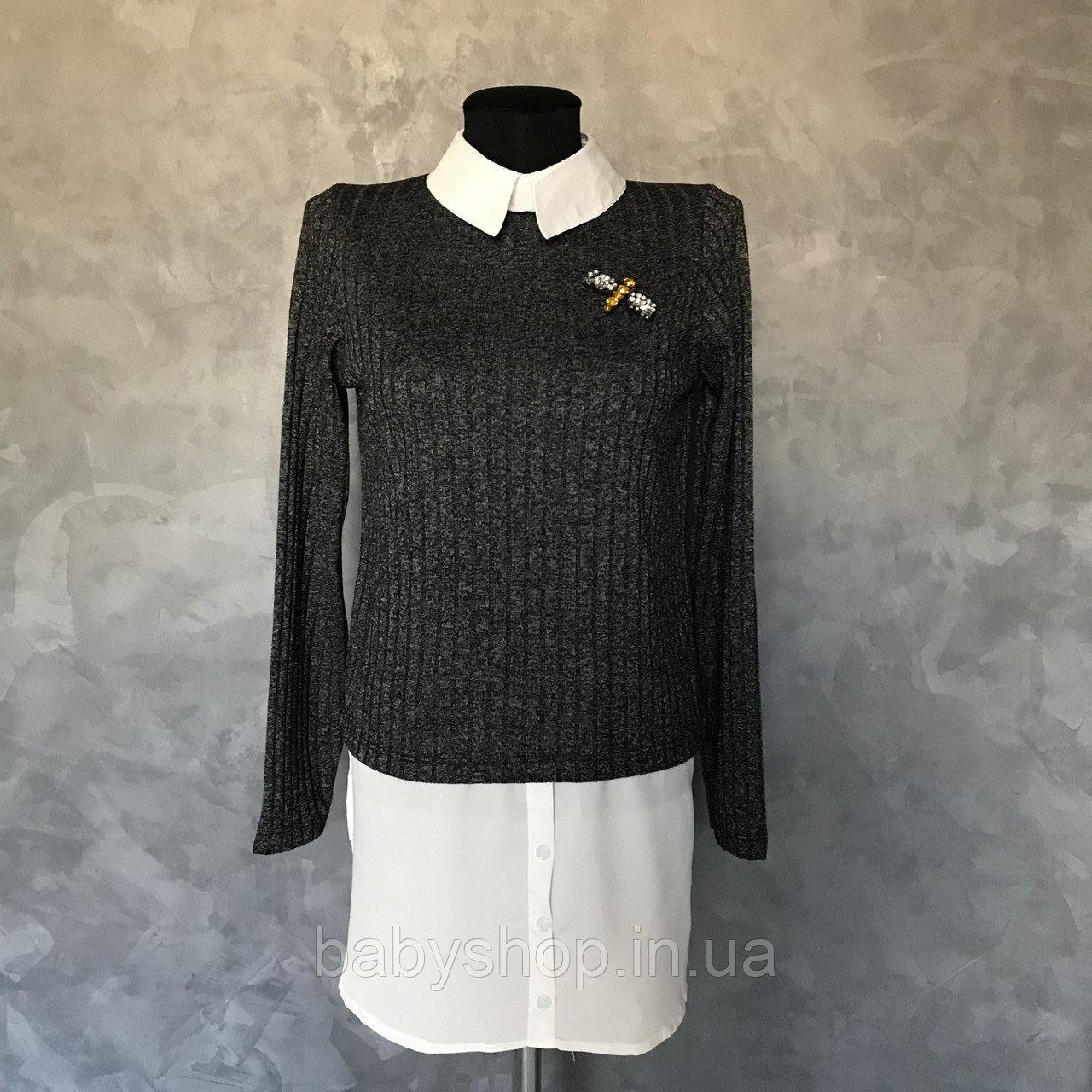 Женский свитер 1а. Размер S