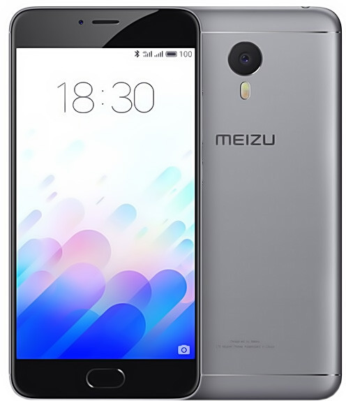 Meizu M3 Note 32GB (Gray)