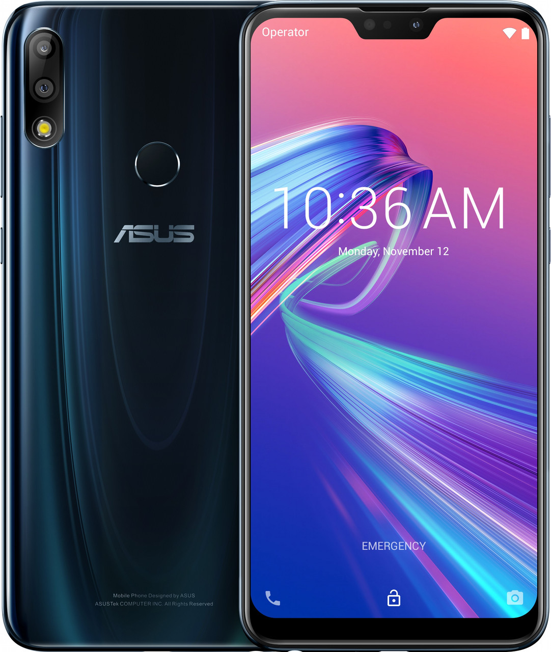 Asus ZenFone Max Pro (M2) 4/64GB Blue Global Version