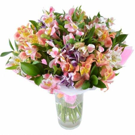 Букет цветов Бруклин доставка цветов