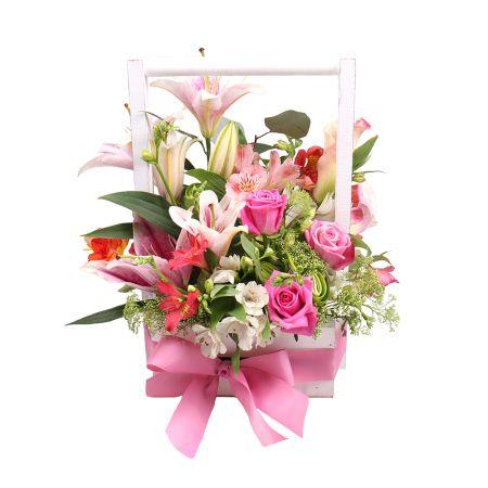Феерия розового