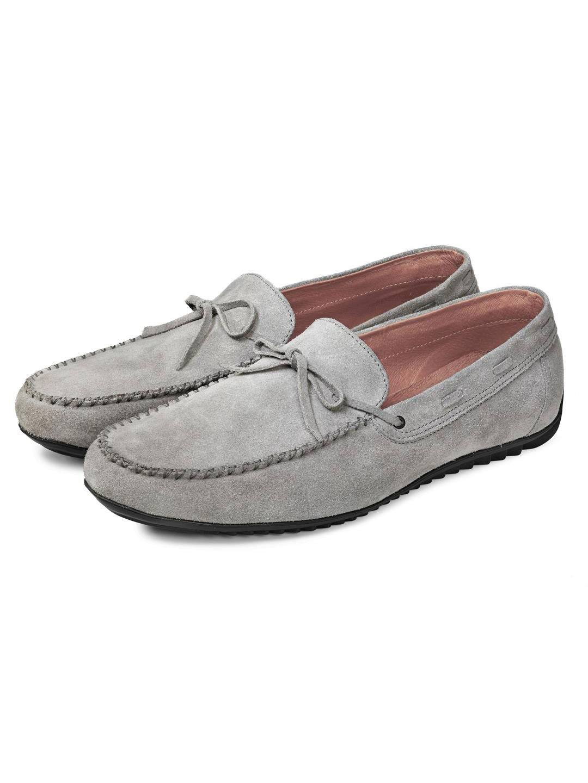 Мокасины ML Silver Grey