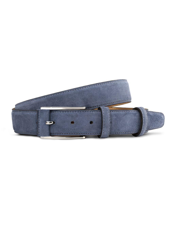 Ремень Jeans Suede