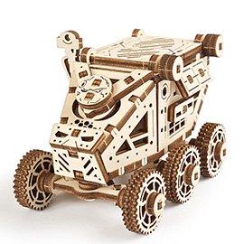 Дерев'яна 3D модель «Марсобаггі»