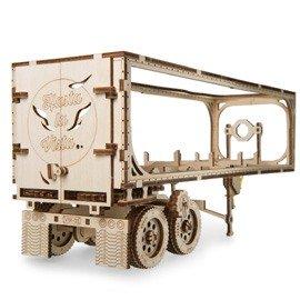 Механічна модель «Напівпричіп до моделі «Тягач VM-03»